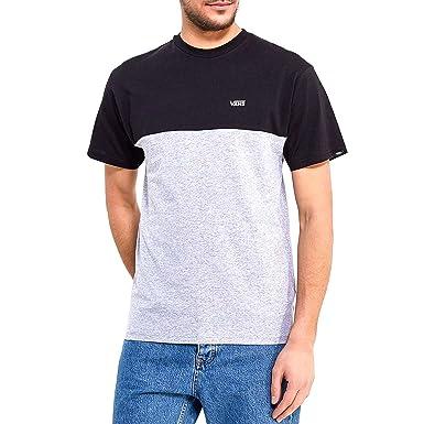 cc3c0127 Image Unavailable. Image not available for. Colour: Vans Men's Colorblock  Tee T-Shirt