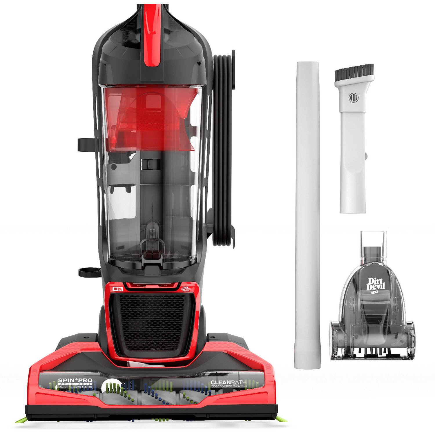 Dirt Devil Power Max Xl Bagless Upright Hepa Filtration Bissell Carpet Cleaner Parts Diagram Further Breeze Vacuum With Lysol All Purpose
