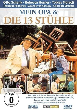 Mein Opa Die 13 Stühle Amazonde Otto Schenk Rebecca Horner