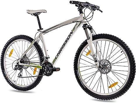 68,58 cm aluminio bicicleta de montaña bicicleta CHRISSON 27, 5ER ...