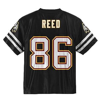 Jordan Reed Washington Redskins  86 Blackout Youth Home Player Jersey  (Large 14 16 183418fe0