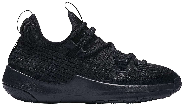 Jordan Trainer Pro Bg Training Boy's Shoes Size 6 Black/Anthracite