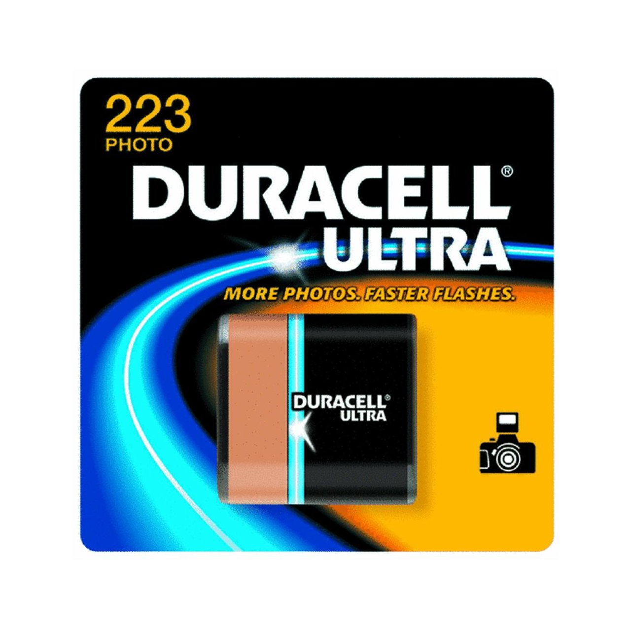 Duracell DL223A Photo Lithium Battery Replacement