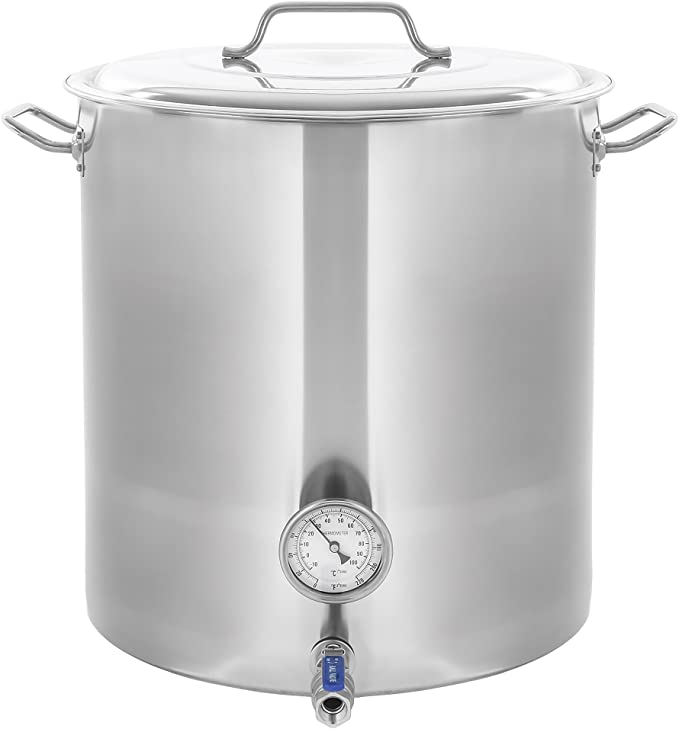 CONCORD Stainless Steel Home Brew Kettle