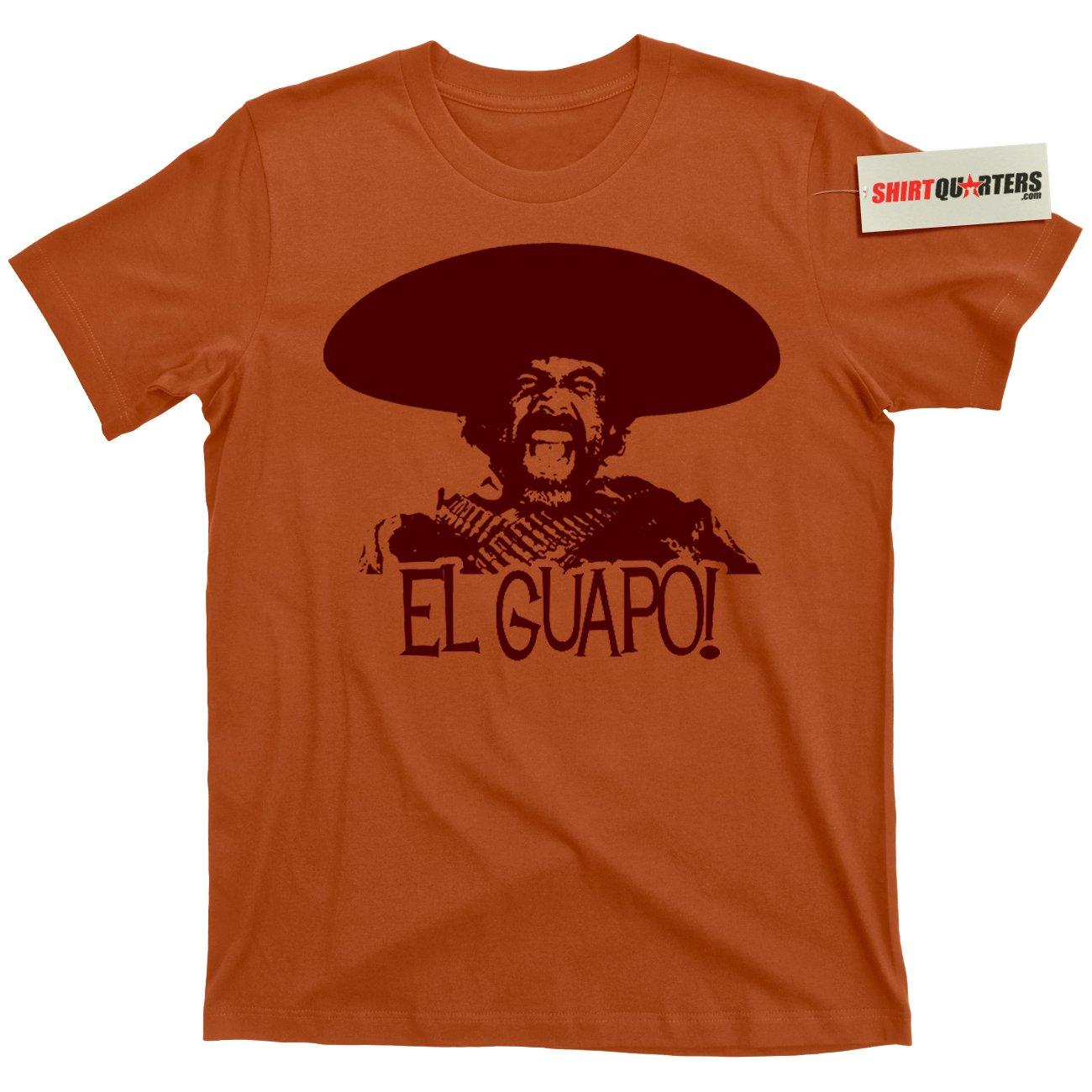 3a451fb4 El Guapo Three Amigos Eighties Funny Villain Outlaw Its a Sweater Tee T  Shirt | Amazon.com