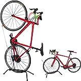 GORIX(ゴリックス) 自転車 スタンド [縦置き 横置き両用] ロードバイク クロスバイク 室内 ディスプレイスタンド SJ-518