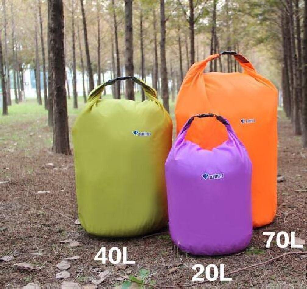 Waterproof Dry Bag Stuff Sack Kit Bag Black 5-70 Litre Kayaking Canoeing Camping