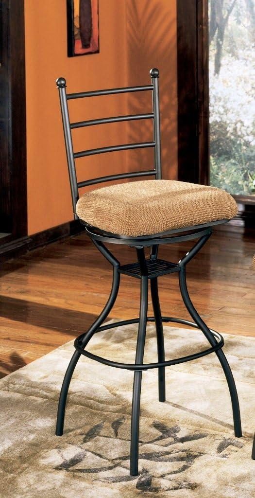Antigo 30 Swivel Bar Stool Set Of 2 Ashley Furniture D233 130 Amazon Ca Home Kitchen