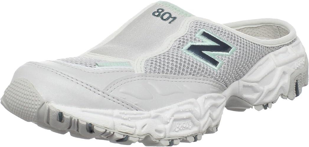 WL801 Sneaker Silver Size: 8.5 Wide