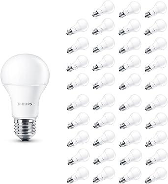 Philips LED E27 Edison Screw Warm Bulb