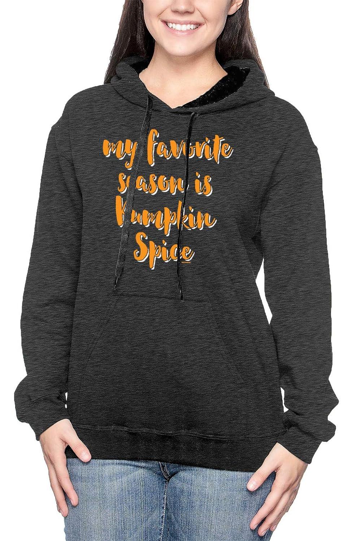 My Favorite Season is Pumpkin Spice Latte Unisex Hoodie Sweatshirt