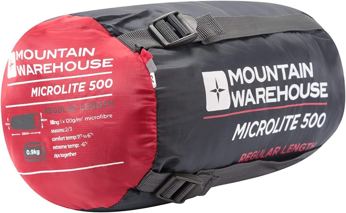 Mountain Warehouse Microlite 500 Sleeping Bag