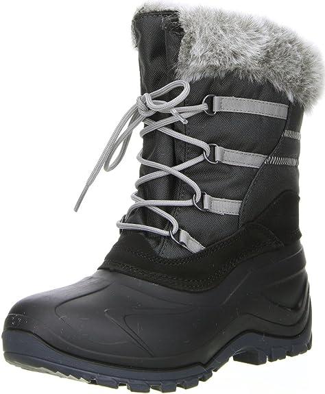 Spirale - Botas De Nieve de material sintético hombre, color negro, talla 40