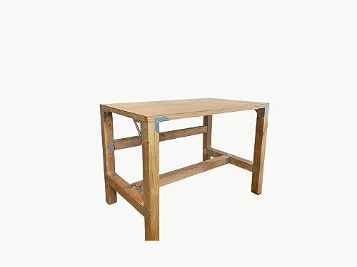 Engiteq Door Desk Stand-Up Pack of 2