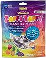 Zollipops Zaffi The Clean Teeth Taffy, Natural Fruit Variety, 3 Ounce