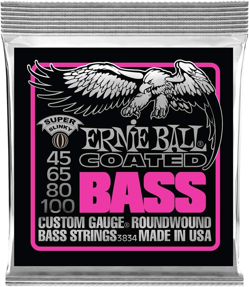 Ernie Ball P03834 Cuerdas Eléctricas