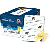 Hammermill Paper, Colors Canary, 20lb, 8.5 x 11, Letter, 5,000 Sheets / 10 Ream Case (103341C), Made in the USA