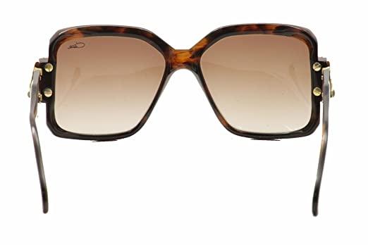 041e3cb941d Amazon.com  Cazal 623-001 SG Square Sunglasses