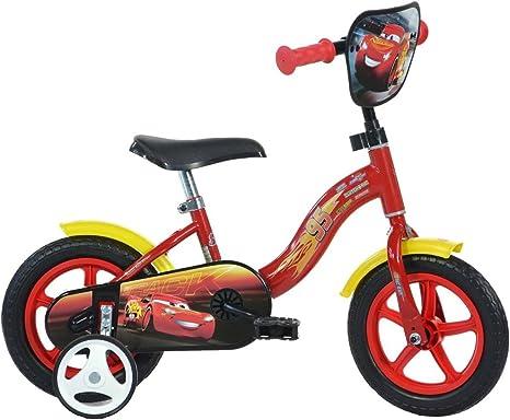 Bicicleta para niños DINO BIKES 108 L-CS medida 10 CARS 3 edad de 2 a 3 años: Amazon.es: Deportes y aire libre