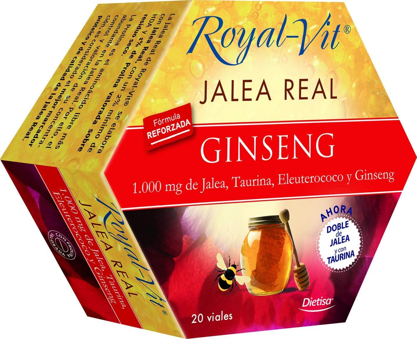 Dietisa - Royal-Vit - Jalea Real Ginseng 200 gr