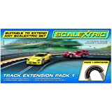 Scalextric C8510 Track Extension Pack 1 - Racing Curve 1:32 Scale Accessory