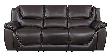 Groovy Amazon Com Morrisofa Saddie Power Reclining Sofa 89 X Dailytribune Chair Design For Home Dailytribuneorg