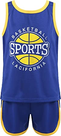 Kind #23 Basketball Kit Jerseys Training Suit Sport Vest/&Shorts Sportswear Neu