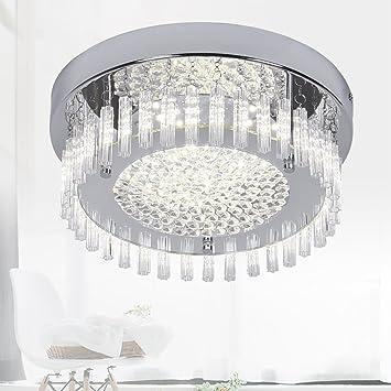 Flush mount ceiling light ceiling lamp contemporary pendant light flush mount ceiling light ceiling lamp contemporary pendant light chandelier roundness glass k9 crystal ceiling lights mozeypictures Images