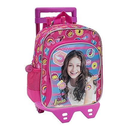 Disney 33921M1 Yo Soy Luna Mochila Infantil, 6.44 litros, Color Rosa