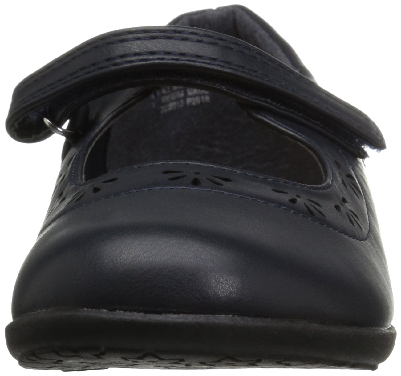 The Children's Place Girls' E BG Unif Class Uniform Dress Shoe, New Navy, Youth 1 Youth US Big Kid by The Children's Place (Image #4)