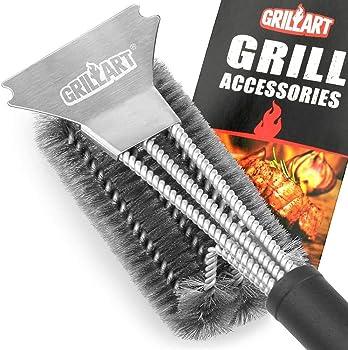 GRILLART BBQ Grill Brush
