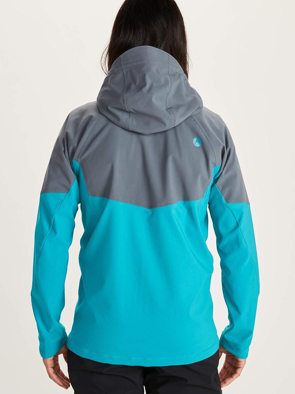 Anorak Hombre Marmot ROM Jacket Softshell Chaqueta Outdoor Repelente Al Agua Transpirable