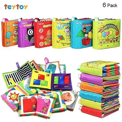 Amazon.com: Mi primer libro de actividad Educación, teytoy ...