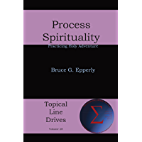 Process Spirituality: Practicing Holy Adventure (Topical Line Drives Book 28)