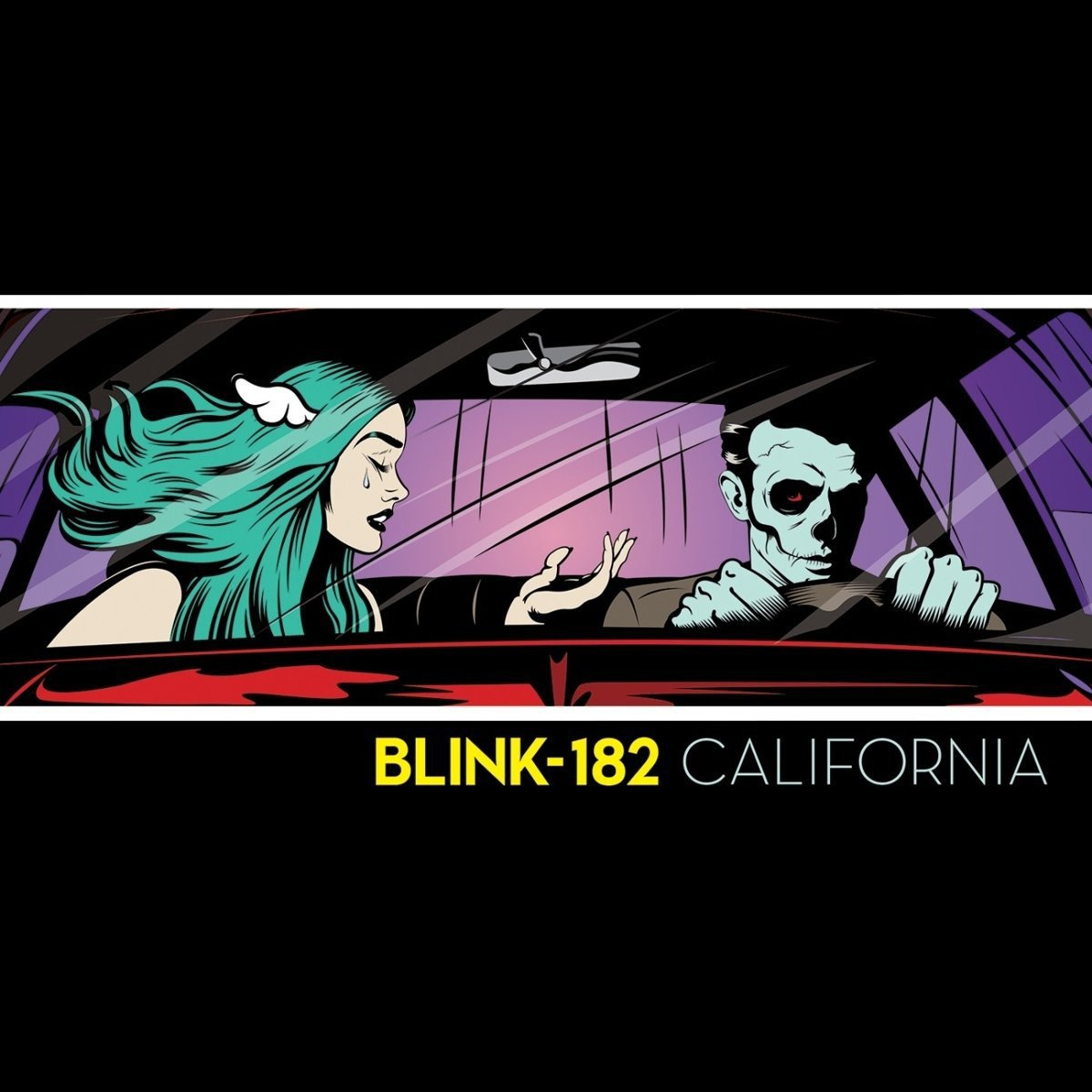 California (Colour Vinyl) [12 inch Analog]                                                                                                                                                                                                                                                    <span class=