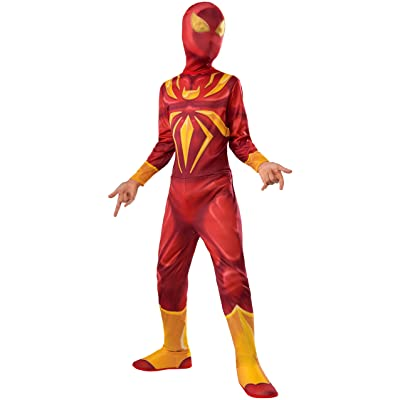 Rubie's Costume Spider-Man Ultimate Child Iron Spider Costume, Small: Toys & Games