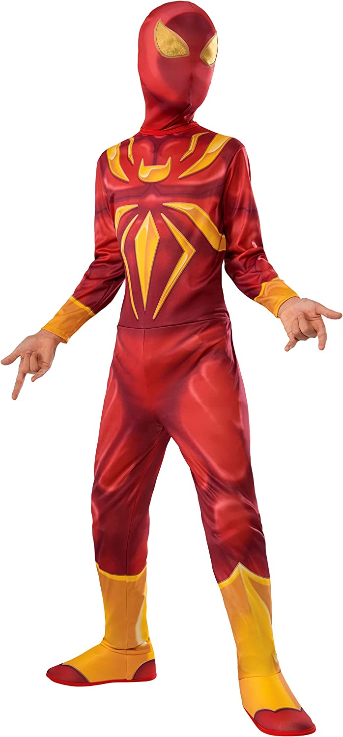 Small Rubies Costume Spider-Man Ultimate Child Iron Spider Costume