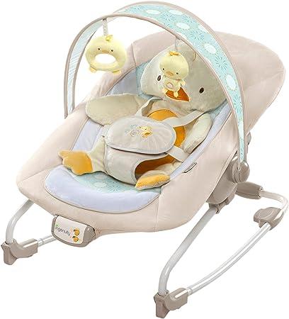 Ingenuity Quacks & Cuddles - Hamaca mecedora