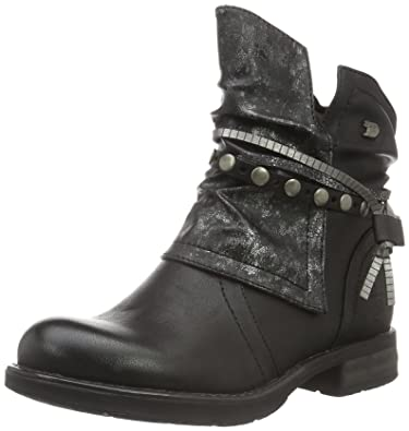 Chaussures Tom Tailor noires femme NrMWJ