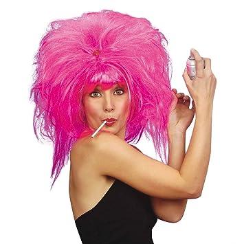 Peluca Pretty Woman Colour de la peluca para mujer dinamita Carnaval Star show de la peluca