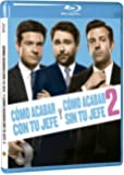 Pack: Cómo Acabar Con Tu Jefe 1+2 [Blu-ray]