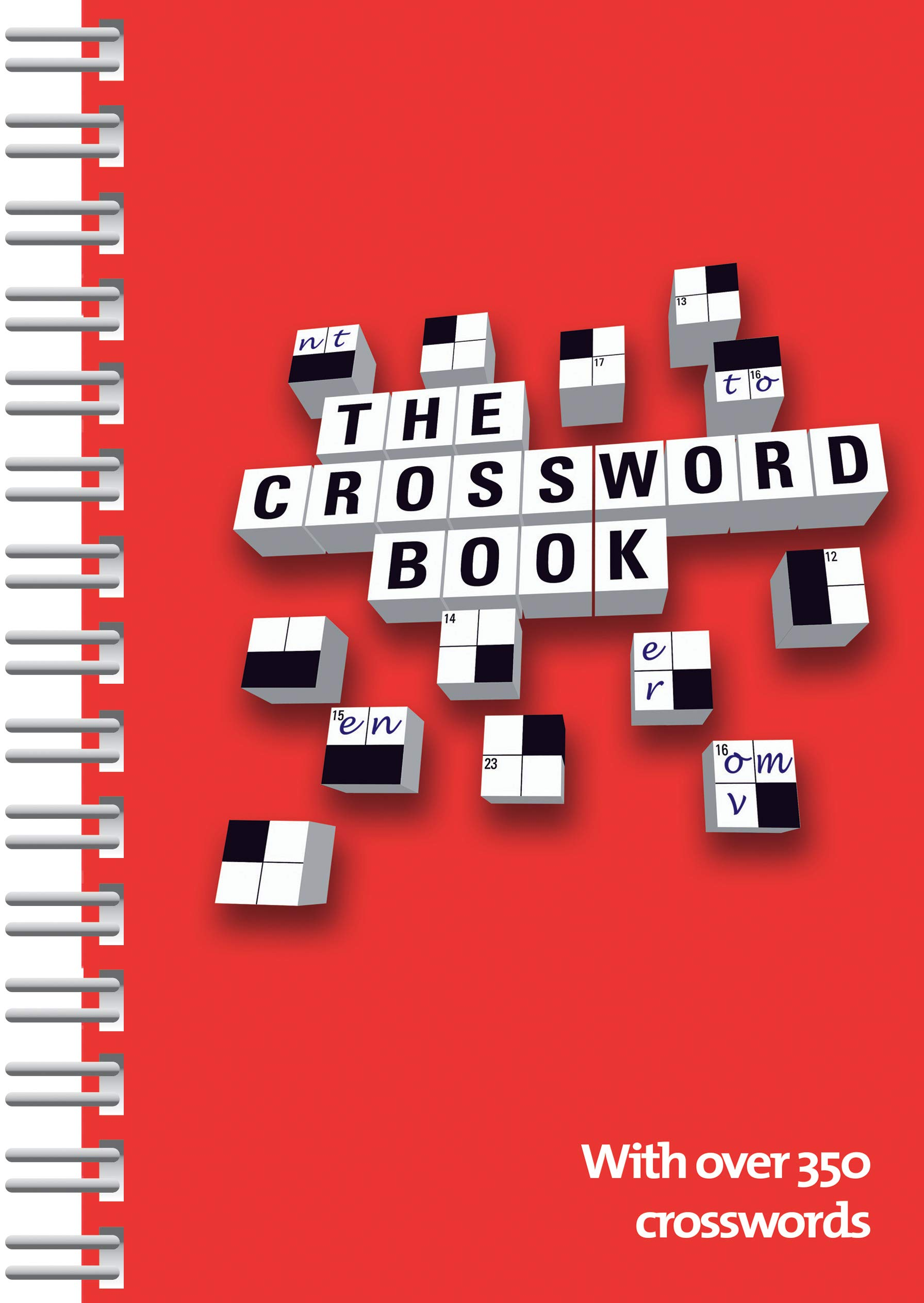 Remarkable Amazon Com The Crossword Book Over 350 Crosswords Home Interior And Landscaping Elinuenasavecom
