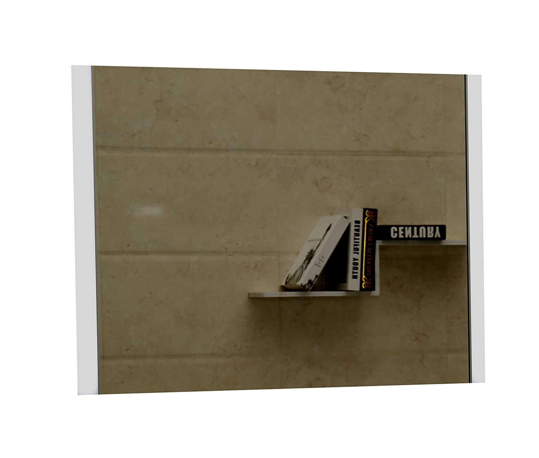 Miroir mural lumineux à LED pour salle de bain GS100N IP44 blanc froid 40 x 60 cm Dr. Fleischmann