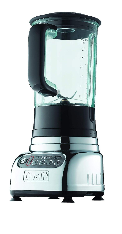 Dualit 83820 - Batidora de vaso (1000 W), color cromo: Amazon.es ...