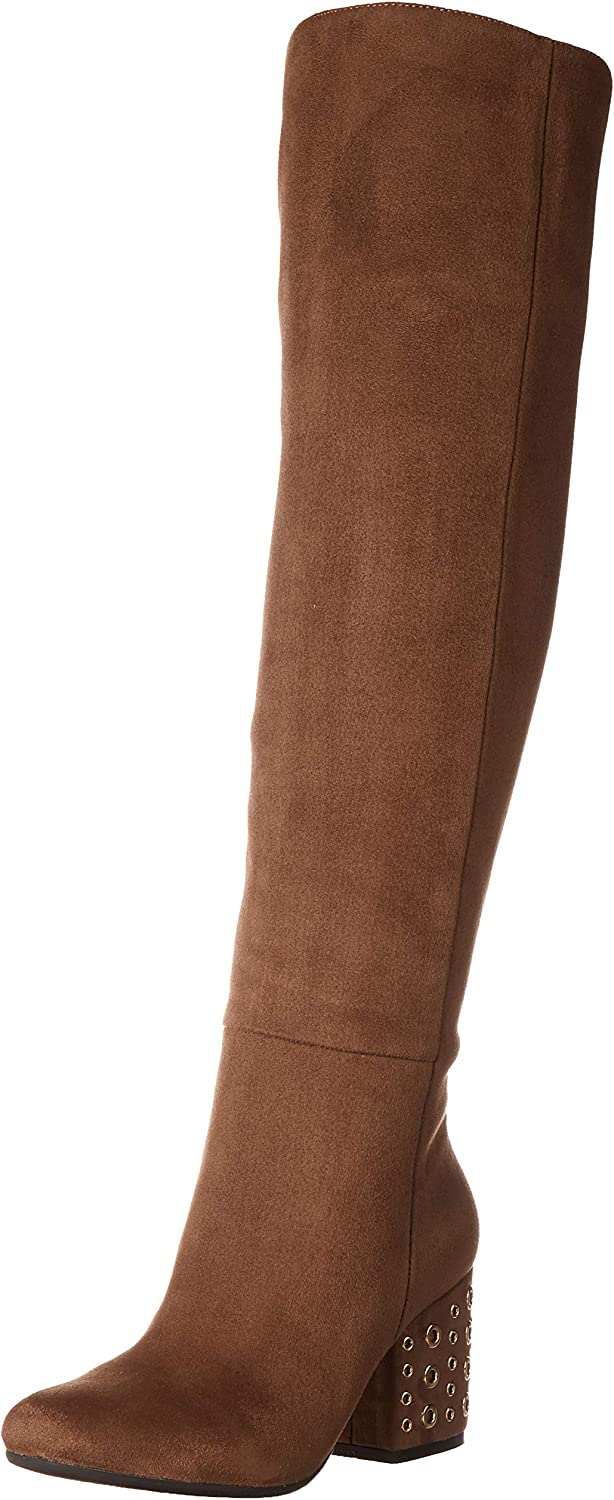 Sbicca Womens Hudson Over-The-Knee Boot