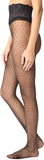 product image for Commando Women's Chic Dot Sheer Tights