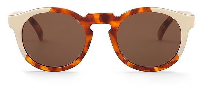 disponibilidad en el reino unido b2340 00af3 MR.BOHO, Cream/leo tortoise jordaan with classical lenses - Gafas De Sol  unisex multicolor (carey/crema), talla única