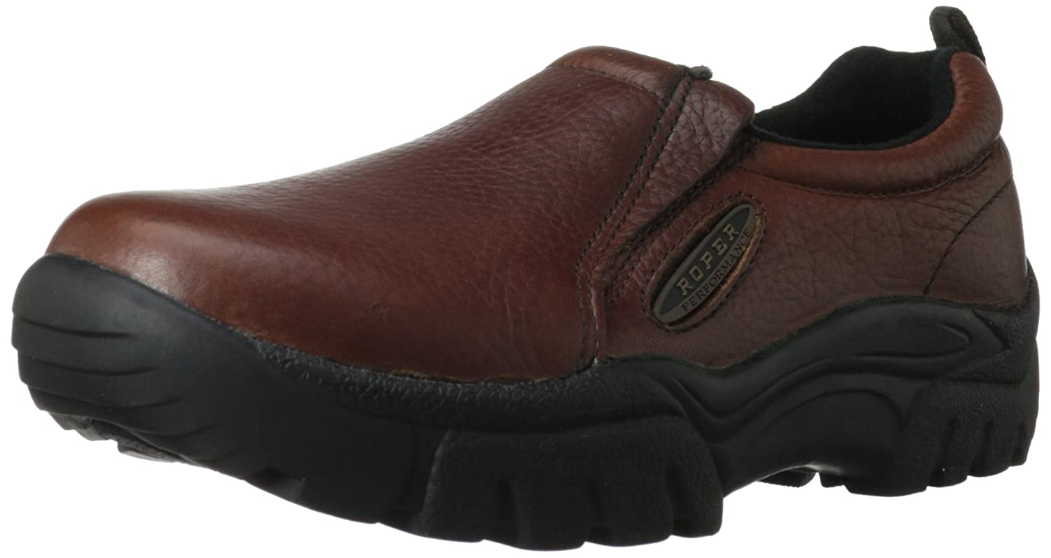 Bay Brown Roper Mens Performance Slip On-m Performance Slip On-m