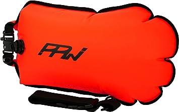 PPWear Boya de natación Ideal para triatlón, Stand Up Paddle y natación: boya de natación para Mantener los Objetos de Valor Secos y Aumentar la Visibilidad