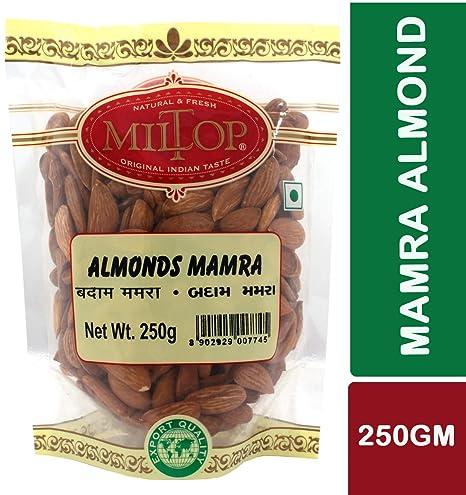 Miltop Mamra Almond, 250g